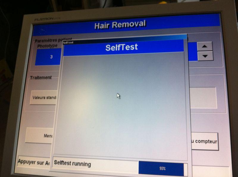 Ellipse Light Laser Ipl Hair Removal   Skin Rejuvenation