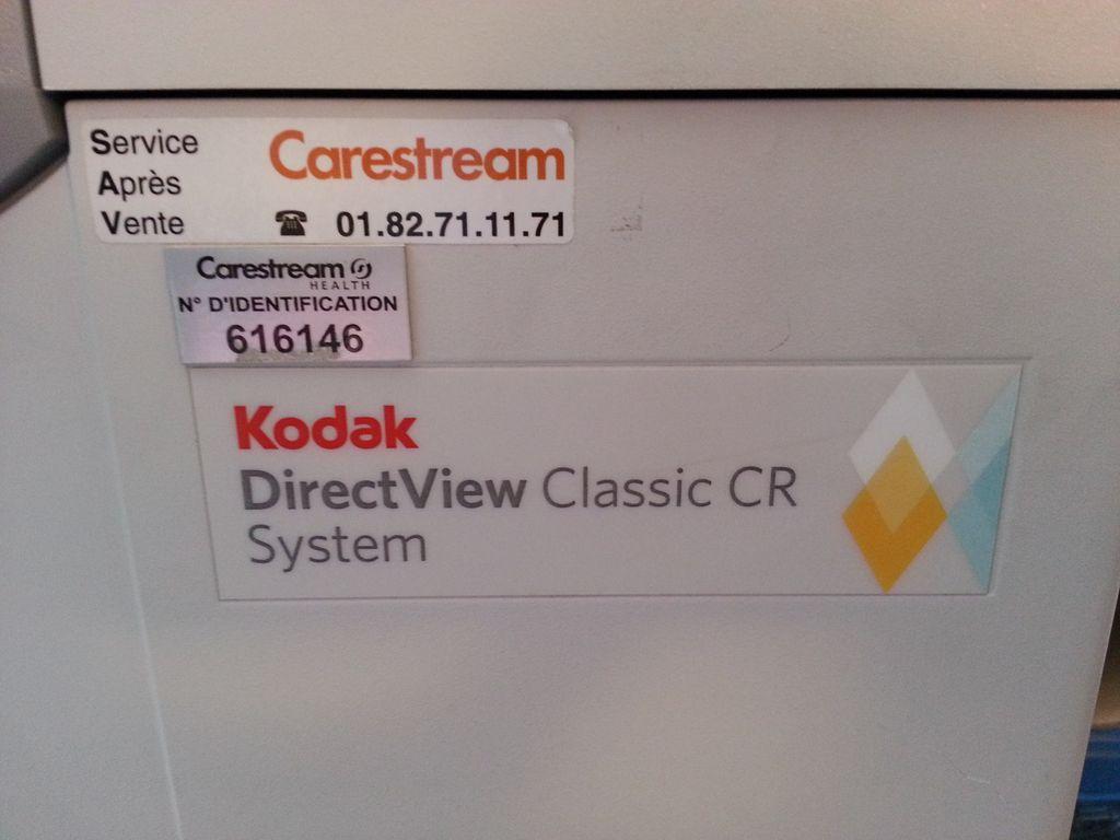 carestream directview classic cr manual