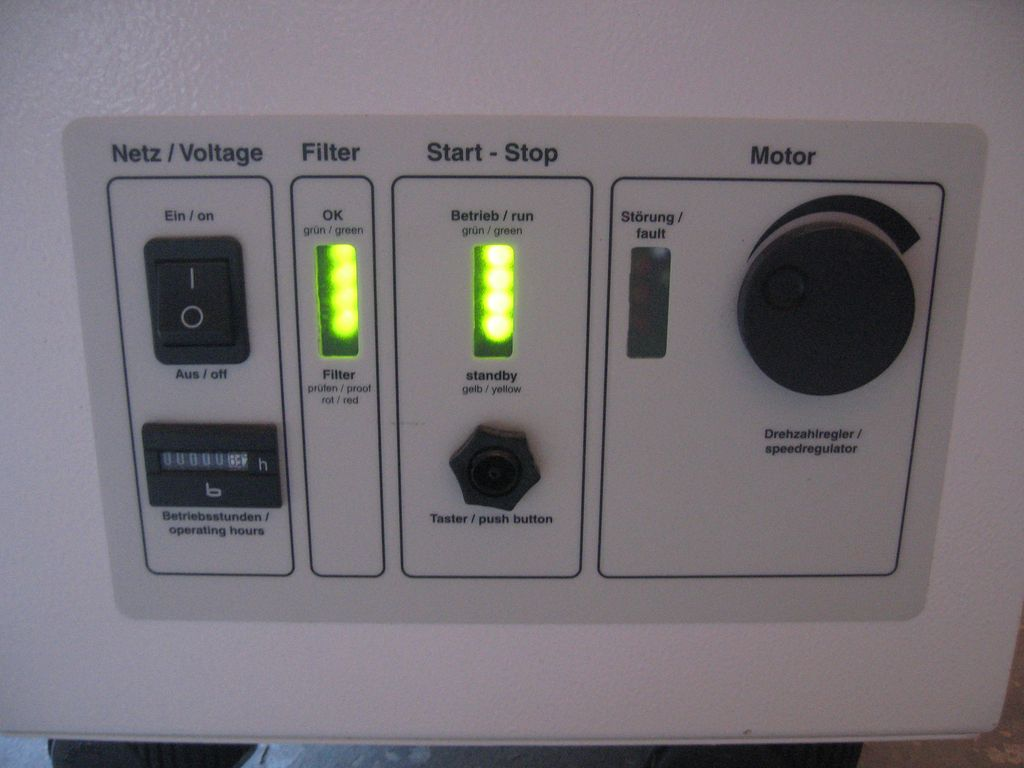 Fotona Tbh Ln 100 Set D Suction Unit Smoke Evacuator Year
